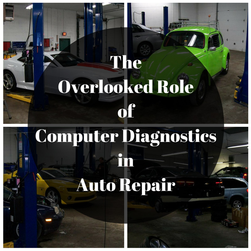 The Overlooked Role of Computer Diagnostics in Auto Repair