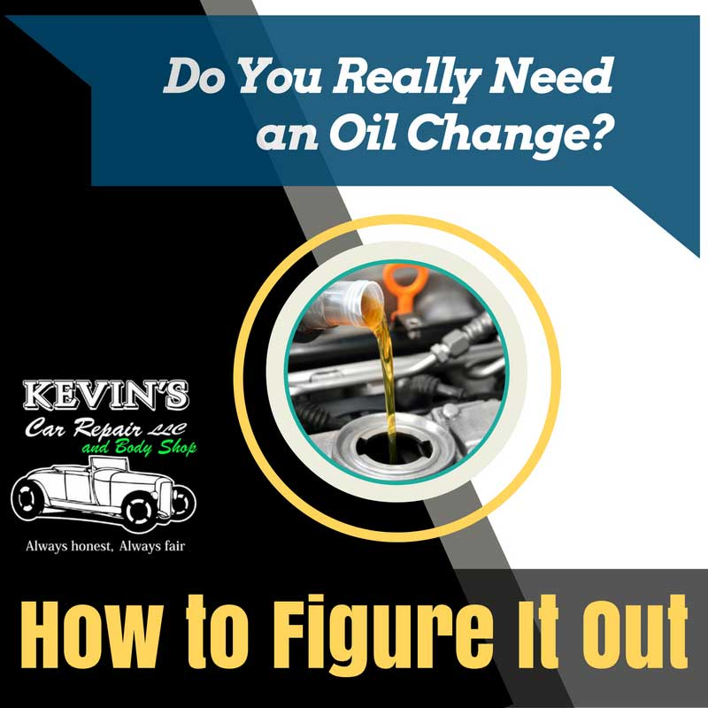 When do you change oil in car