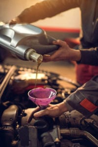 Car Oil Change in Westerville, Ohio
